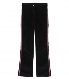 PANTS - FRENCH VELVET PANTS