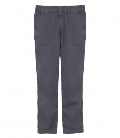 SAVE KHAKI - LIGHT TWILL TROUSERS