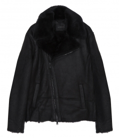 LEATHER JACKETS - SHEARLING PERFECTO