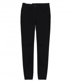 CLOTHES - SKINNY CROP JEANS