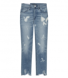 CLOTHES - COLETTE SLIM CROP JEANS