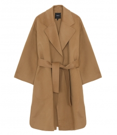 COCOON ROBE COAT
