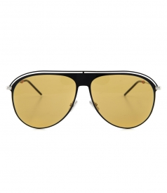 DIOR SUNGLASSES - TINTED AVIATOR DIOR SUNGLASSES
