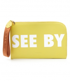 SEE BY CLUTCH BAG