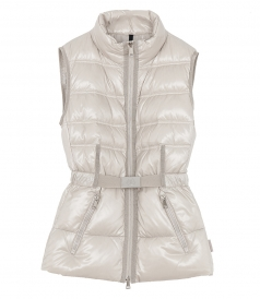 AIGRETE DOWN PADDED GILET