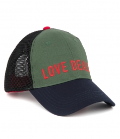 ACCESSORIES - 'LOVE DEALER' CAP CLARE