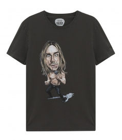 IGGY POP T SHIRT