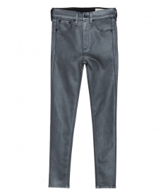 PANTS - HIGH RISE ANKLE SKINNY