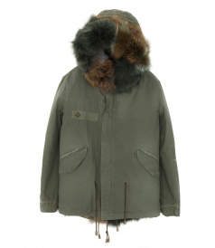 MR & MRS ITALY - MINI PARKA