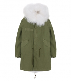 MR & MRS ITALY - ARMY PARKA