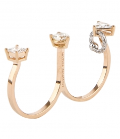 FINE JEWELRY - TRIPLE DIAMOND RING