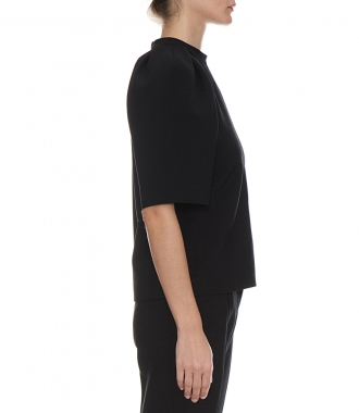 RAGLAN TUCK SLEEVE TOP