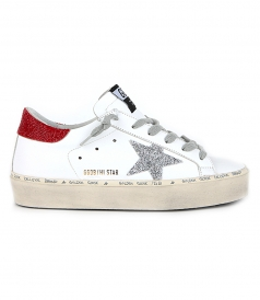 GOLDEN GOOSE DELUXE BRAND - SNEAKERS HI STAR