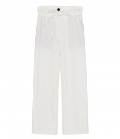 3.1 PHILLIP LIM - PAPER BAG CROPPED PANT