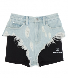 CLOTHES - SHORT SHORT COMBO