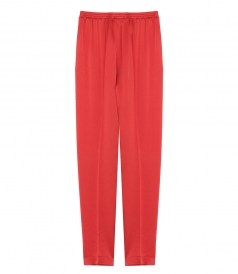 CLOTHES - VISCOSE SATIN PANTS