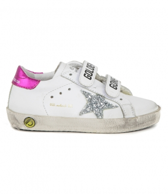 GOLDEN GOOSE DELUXE BRAND - SNEAKERS OLD SCHOOL