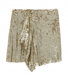 CLOTHES - SEQUIN SKIRT
