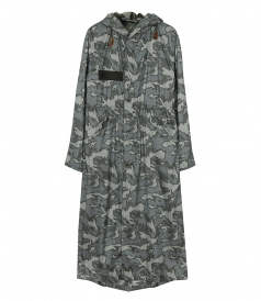 COATS - LONG PARKA