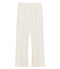 TAILORED PANT WITH SLIT