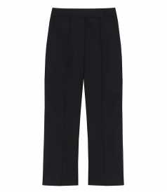 PANTS - TAILORED PANT WITH SLIT