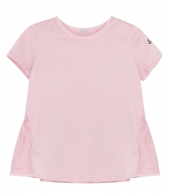 MONCLER - TIERED BACK T-SHIRT