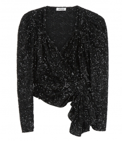 CLOTHES - SEQUINNED TOP
