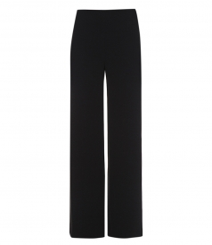 THEORY - CLEAN WIDE LEG PANTS