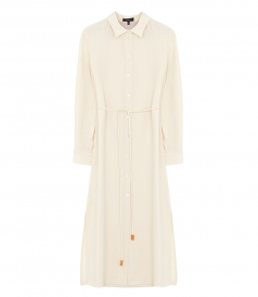 DAY - BELTED SHIRTDRESS