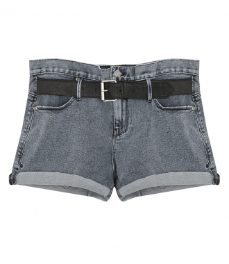 RtA - BAGGY SHORTS WITH BELT