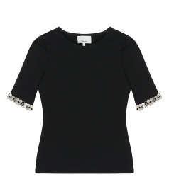 JUST IN - SS INTERLOCK TOP
