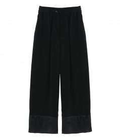 JUST IN - CROPPED WIDE LEG