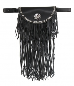 SHOULDER - MUSON SUNGLASS CASE WITH FRINGE
