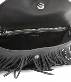 MUSON SUNGLASS CASE WITH FRINGE