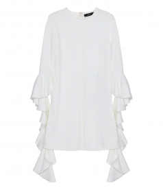 CLOTHES - KILKENNY FRILL SLEEVE DRESS