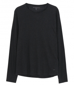 JUST IN - LONG SLEEVE CREW NECK