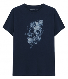 JUST IN - FLORAL SKULL