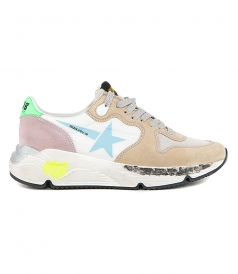 GOLDEN GOOSE DELUXE BRAND - SNEAKERS RUNNING SOLE