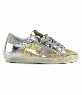 GOLDEN GOOSE DELUXE BRAND - SNEAKERS SUPERSTAR