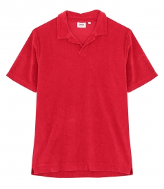 CLOTHES - BOUCLETTE POLO FRENCH TERRY