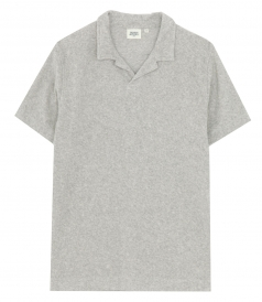HARTFORD - BOUCLETTE POLO FRENCH TERRY