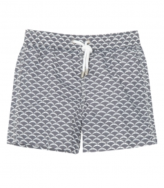 JUST IN - ACHILLE PRINTED WHITE SCALES