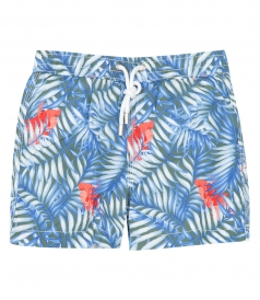 JUST IN - ACHILLE PALMS & HIBISCUS
