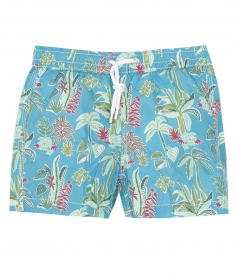 JUST IN - ACHILLE TROPICAL PRINT