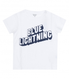 JUST IN - TEE LIGHTNING KID