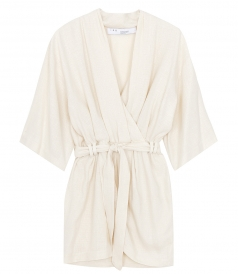 CLOTHES - LILYA WRAP DRESS