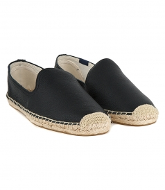 SHOES - LEATHER SMOKING SLIPPER