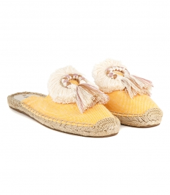 SHOES - KIKI TASSEL