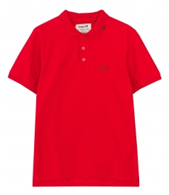 CLOTHES - PREPSTER BASIC POLO REG FIT