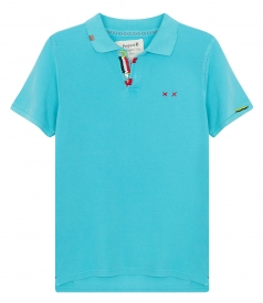 CLOTHES - GIPSY PRPESTER POLO SLIM FIT
